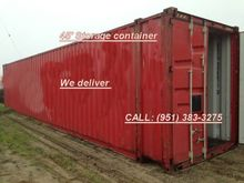 45ft Storage Container Cargo co