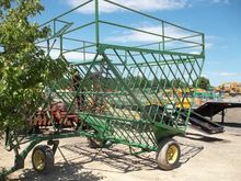 Used Bale Basket EQU