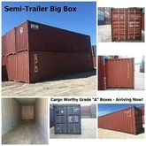 2010 A PLUS Shipping Container