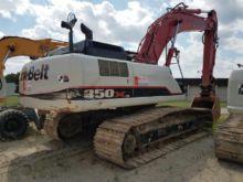 2012 LINK-BELT 350 X3 Excavator
