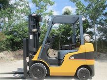 2008 CATERPILLAR C5000 Forklift
