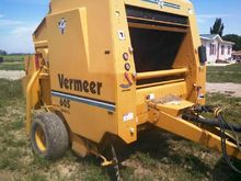 2000 Vermeer 605L Hay equipment