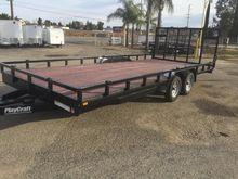 2016 Playcraft RV-22 Car hauler
