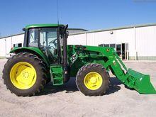 2013 JOHN DEERE 6125M Tractors