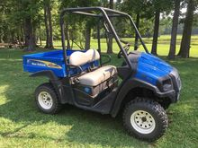 2009 NEW HOLLAND Rustler 115 Rt