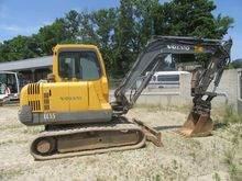 2003 Volvo EC55 Excavators