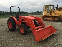 2010 KUBOTA MX5100 Tractors