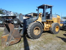 2008 JOHN DEERE 624J Wheel load