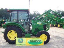 2014 JOHN DEERE 5065E Tractors