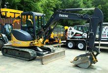 2011 John Deere 50d Excavators