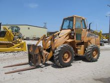 1976 Case W14 Wheel Loaders