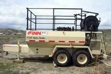 2012 Finn T120t Ii Hydroseeder
