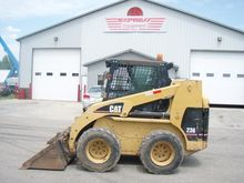 2002 CATERPILLAR 236 Skid steer