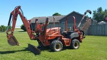 2004 DITCH WITCH RT55 Trenchers