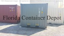 A PLUS 10ft Shipping Container