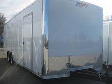 Pace American Trailer Race car