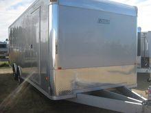 Mission Trailer Race car hauler