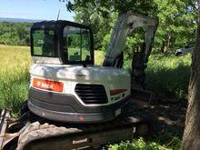 2013 Bobcat E80 Excavators