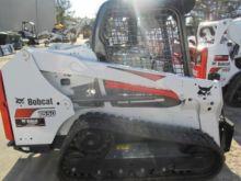 New 2017 Bobcat T550