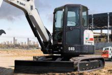 New 2015 Bobcat E45