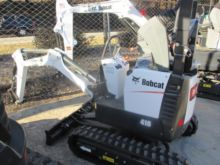 New 2017 Bobcat 418