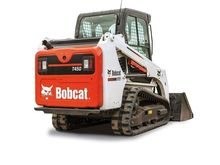 2017 Bobcat T450 Loaders