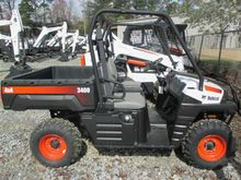 2017 Bobcat 3400 Diesel Utility