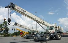 Used 2005 TEREX RT78