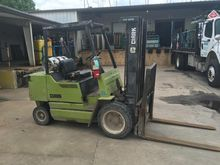 1992 CLARK GPX30 Forklifts