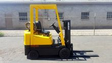 2001 HYSTER S40XMS Forklifts