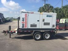 2007 MMD 125 KVA Generators