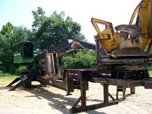 2008 John Deere 437c Log Loader
