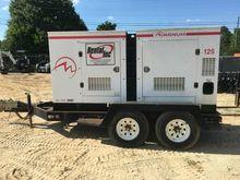 2004 Magnum MMG125 Generators