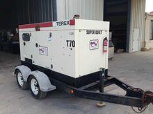 2007 Terex T70P Generators