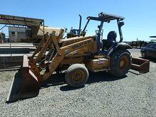1997 CASE 570L XT Skip loaders