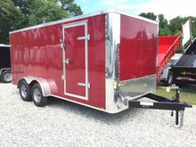 2016 Lark LK716TA Car hauler
