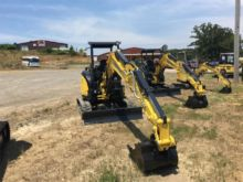 2016 YANMAR VIO35-6A Excavators
