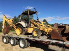FORD 555E Backhoe loader