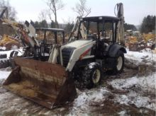 TEREX TX760 Backhoe loader