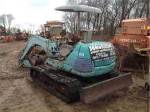 KOMATSU PC40-7 Excavators