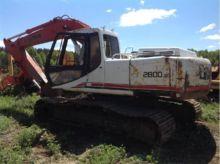LINK-BELT 2800Q Excavators