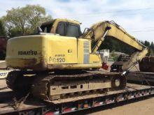 KOMATSU PC120-6 Excavators