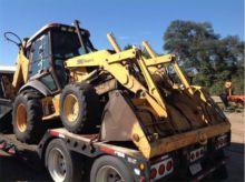 CASE 590SL Backhoe loader