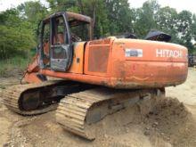 HITACHI ZX200 LC Excavators