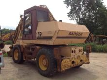 BADGER 1085C CRUZ-AIR Excavator