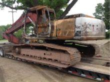 LINK-BELT 240 LX Excavators
