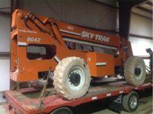 SKY TRAK 8042 Forklifts