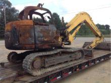 NEW HOLLAND E80MSR Excavators