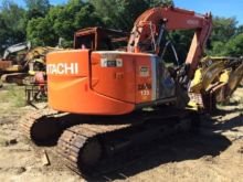 HITACHI ZX135US-3 Excavators