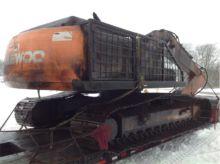 DOOSAN SOLAR 255 LC V Excavator